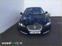 Jaguar XF XF PREMIUM 3.0 LUXURY V6 4DR AUTO (133)