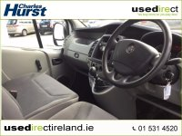 Vauxhall Vivaro 2900 CDTI LWB ** ROOF RACK**