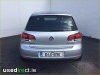 Volkswagen Golf GOLF 2.0 TDI GT 140PS 5DR (184)