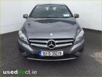 Mercedes-Benz A Class 180 CDI URBAN 5DR **AUTO** (11)