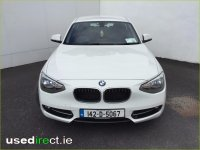 BMW 1 Series SPORT 5DR **AUTO LEATHER** (254)