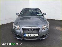 Audi A6 2.0 TDI 136 4DR **AUTO LEATHER** (102)