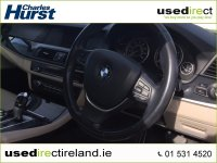 BMW 5 Series 520 D F10 SE 4DR **AUTO LEATHER** (265)