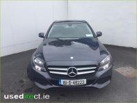 Mercedes-Benz C Class C220 CDI BLUETEC EXECUTIVE **AUTO** (114)