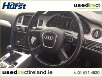 Audi A6 A6 2.0 TDI TDIE SE 134BHP 5DR **LEATHER** (249)