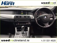 BMW 5 Series 520 D F10 M SPORT 4DR **AUTO LEATHER** (6)