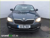 skoda Superb AMBITION 1.6TDI 105HP 4 **LEATHER** (206)