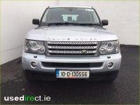 Land Rover Range Rover Sport RANGE SPORT 3.6 TDV8 HSE