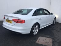 Audi A4 S LINE TDI **LEATHER /PARK ASSIST** (7)
