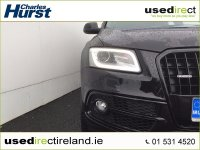 Audi Q5 2.0TDI 177 QUATTRO ST SLINE **AUTO/LEATHER/PAN ROOF** (149)
