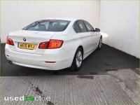 BMW 5 Series 520D SE **AUTO/LEATHER/NAVI** (25)