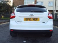 Ford Focus 1.0 125 EcoBoost Zetec 5dr