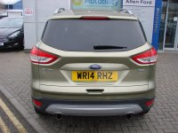 Ford Kuga 1.6 EcoBoost Titanium X 5dr 2WD
