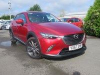 Mazda Mazda CX-3 1.5d Sport Nav 5dr AWD Auto
