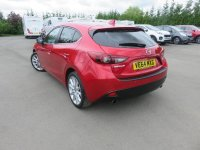 Mazda Mazda3 2.0 Sport Nav 5dr Auto [Leather]