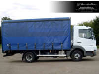 Mercedes-Benz Atego 815 DAY Curtainside