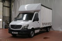Mercedes-Benz Sprinter 313 CDI LWB CURTAINSIDER