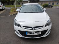 VAUXHALL ASTRA 1.4 Sri 5dr Reduced