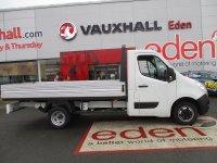 VAUXHALL MOVANO L3h1 Flat Bed C/cab Drop 2.3 Cdti 125 3.5t