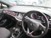 VAUXHALL ASTRA 1.0t Sri 5dr 169/169 Pcp 48m