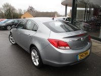 VAUXHALL INSIGNIA 2.0 Exclusive Cdti 5dr