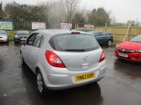 VAUXHALL CORSA 1.2 Exclusiv A/c Reduced