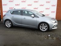 VAUXHALL ASTRA 2.0 Cdti Gt Tech Line 5dr Reduced