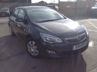VAUXHALL ASTRA 1.6 Exclusive 113 5dr