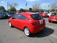 VAUXHALL CORSA 3dr Hat 1.4 75ps Sting 149/149