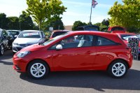 VAUXHALL CORSA 3dr Hat 1.4 75ps Sting 159/159