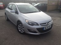 VAUXHALL ASTRA 1.6 Design 5dr