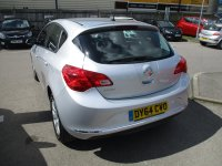 VAUXHALL ASTRA 1.4 Design 5dr Hatch