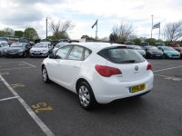 VAUXHALL ASTRA Exclusiv 1.4 5dr