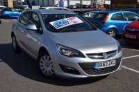 VAUXHALL ASTRA 1.7cdti Exclusive 58dr Eco 129/129