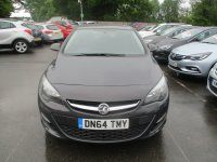 VAUXHALL ASTRA 1.4 Design 5dr 119/119