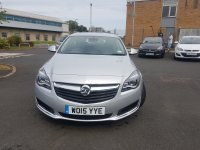 VAUXHALL INSIGNIA 2.0 Cdti Se 5dr Reduced