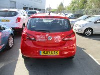VAUXHALL CORSA 5dr Hat 1.4 75ps Energy Efx A/c