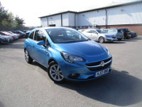 VAUXHALL CORSA 3dr Hat 1.4 75ps Energy Efx A/c