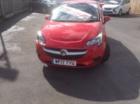 VAUXHALL CORSA 3dr Hat 1.4 75ps Sting 139/139 Pcp