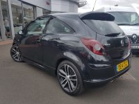 VAUXHALL CORSA 1.4t Black Edition 3dr Reduced
