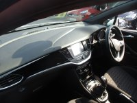 VAUXHALL ASTRA 1.4 Sri Turbo 5dr Hatch 179/179 Pcp 48m