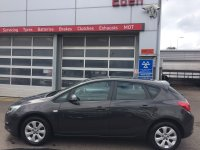 VAUXHALL ASTRA 1.6 Design 5dr 129/129 5 Years 0%