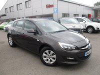 VAUXHALL ASTRA 1.6 Design 5dr Hatch
