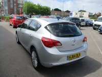 VAUXHALL ASTRA 5dr 1.4i Vvt 100ps Excite