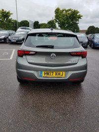 VAUXHALL ASTRA 5dr 1.4t 150ps Sri