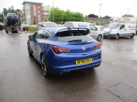 VAUXHALL GTC Gtc 3dr 2.0i Turbo 280ps Vxr St/sp