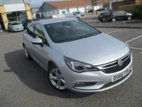VAUXHALL ASTRA 5dr 1.0t 105ps Sri Efx St/sp 179/179 Pcp