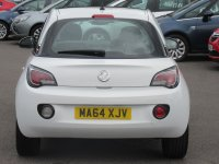 VAUXHALL ADAM Hat 1.2 70ps Glam