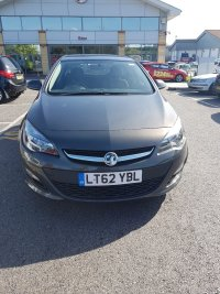 VAUXHALL ASTRA 5dr 1.6 Exclusiv 5dr