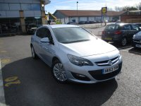 VAUXHALL ASTRA 5dr 1.7 Cdti Excite 129/129